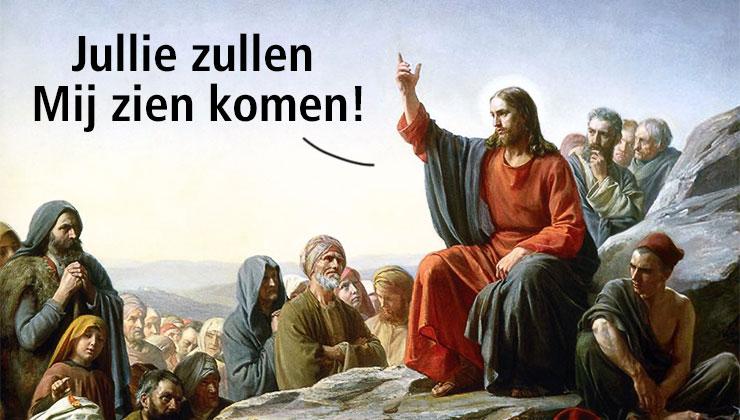 jezus geloven