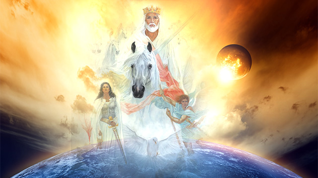 komst jezus