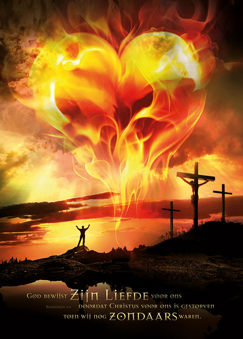poster jezus opstanding