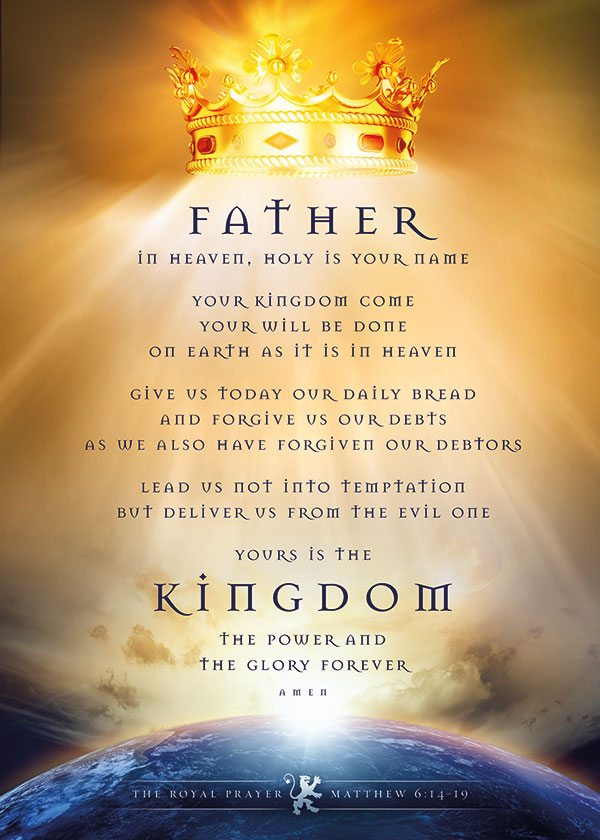 royal prayer