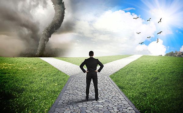 Hoe ziet de toekomst eruit?: www.ontdekgod.nl/hoop-toekomst