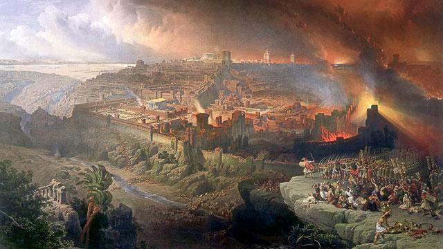 verwoesting jeruzalem