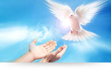 heilige geest vervulling
