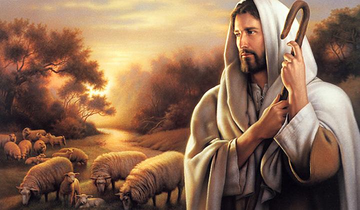 jezus goede herder