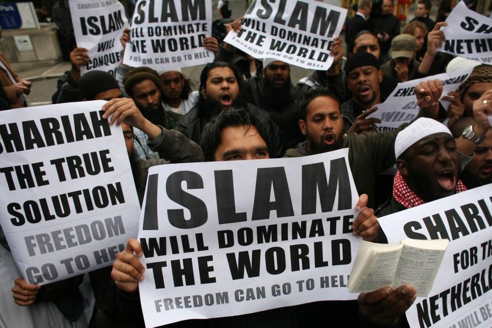 Islam geweld