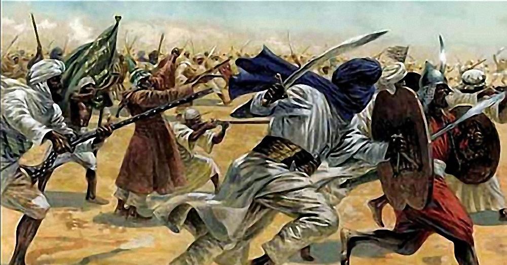 islam oorlog