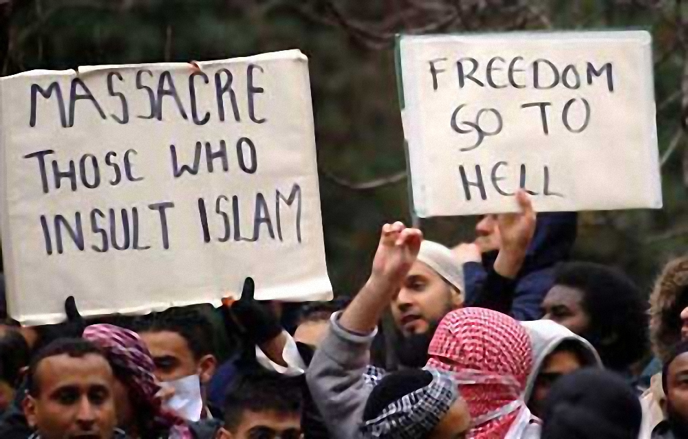 vrijheid islam
