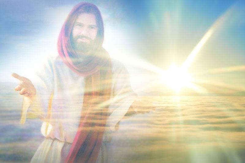 jezus licht
