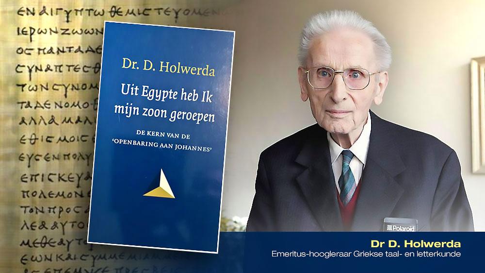prof dr holwerda