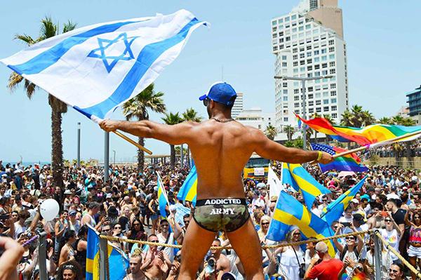 Israel gay parade