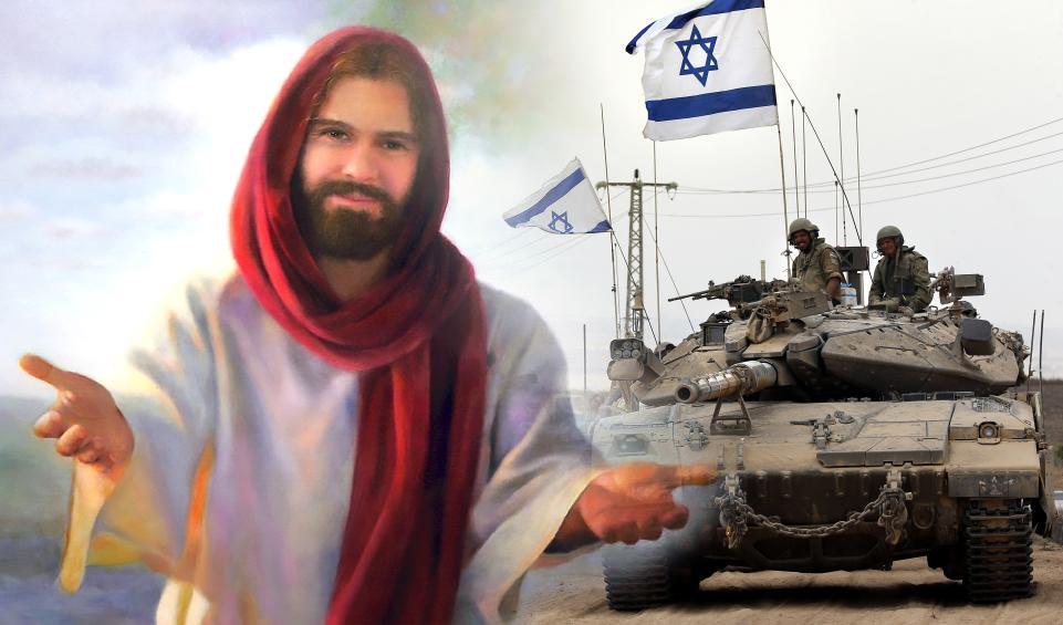 jezus israel