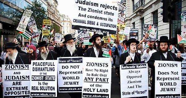 joden zionisme