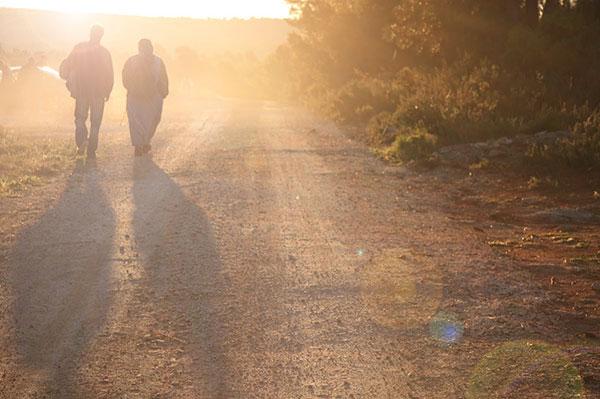 wandel met jezus