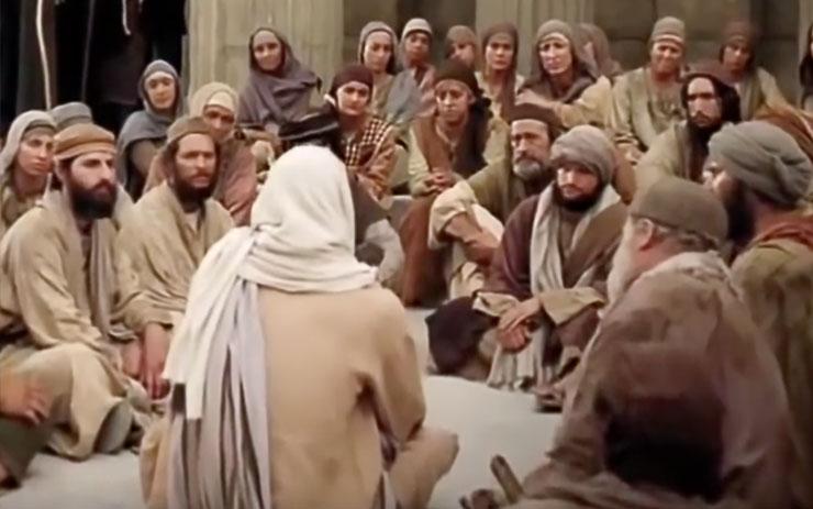 jezus grote verdrukking
