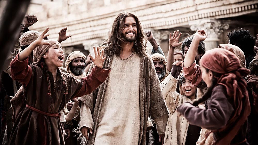 jezus mensen