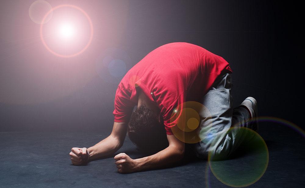 einde der tijden bidden