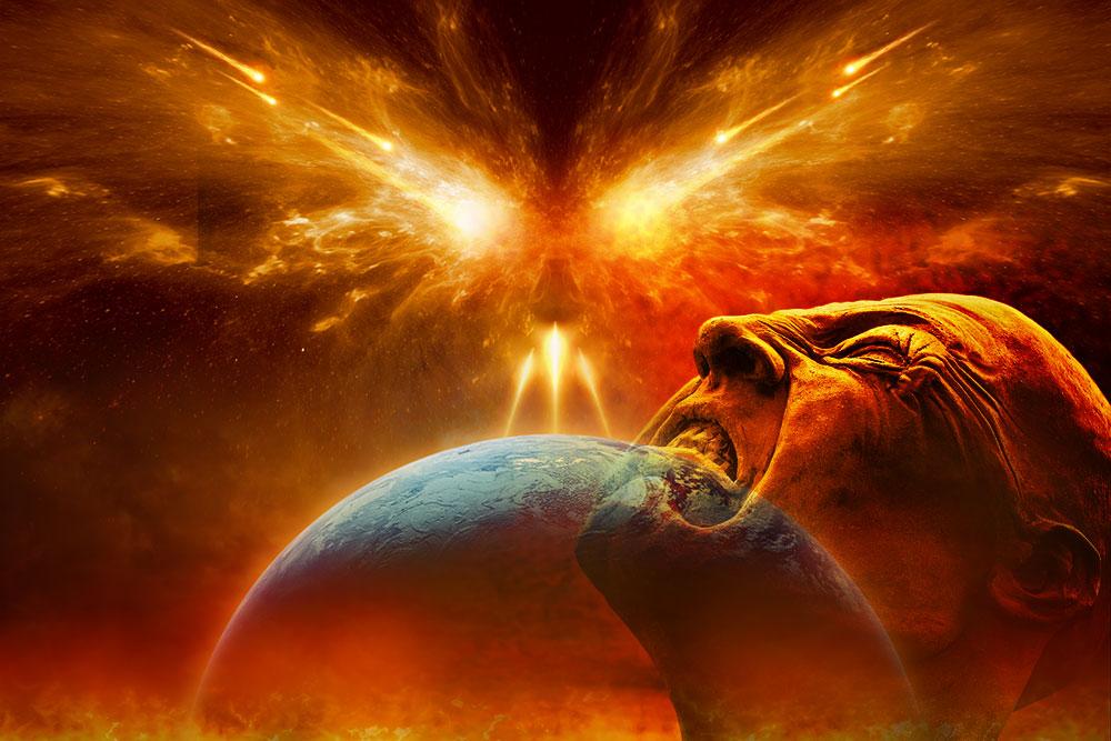 eindtijd wederkomst satan antichrist