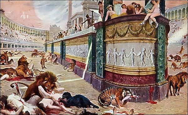 rome wilde dieren