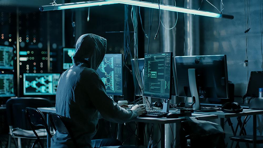 computer aanval