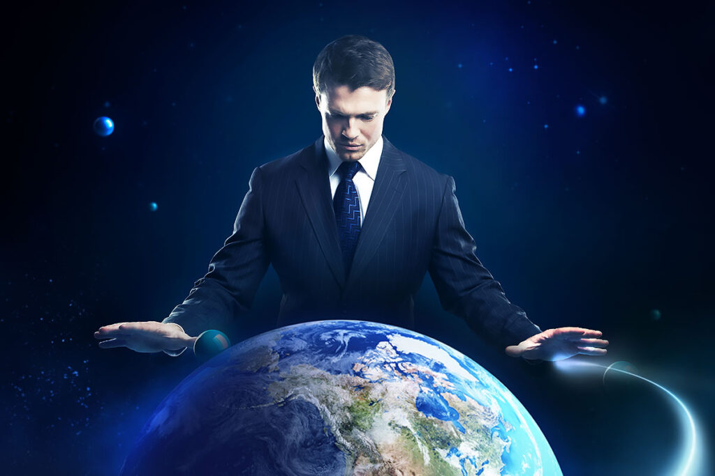 controle wereld