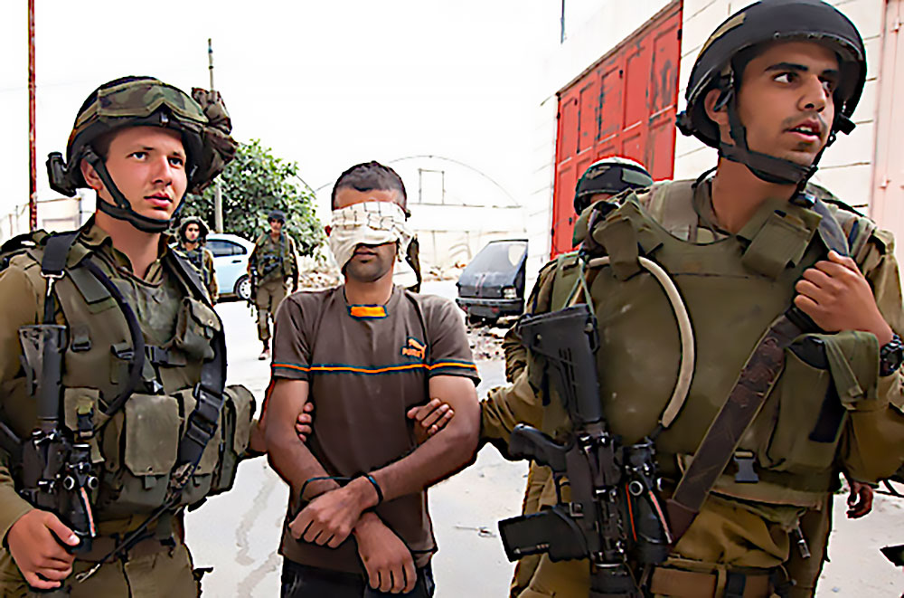 israel misdaden