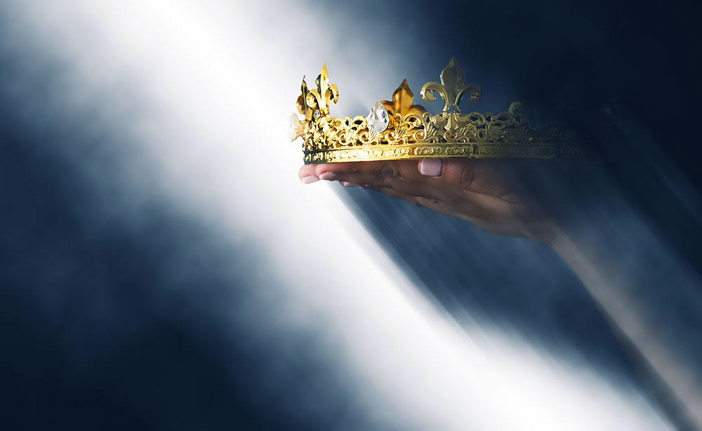 onrecht koning